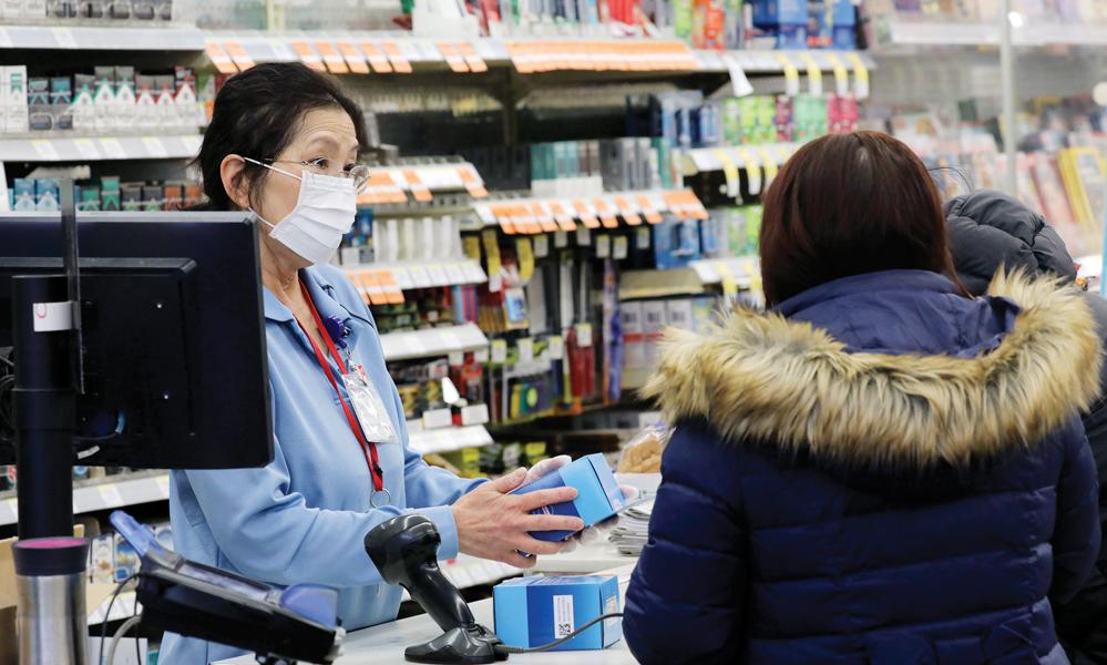 Ya van seis casos de  coronavirus en el país