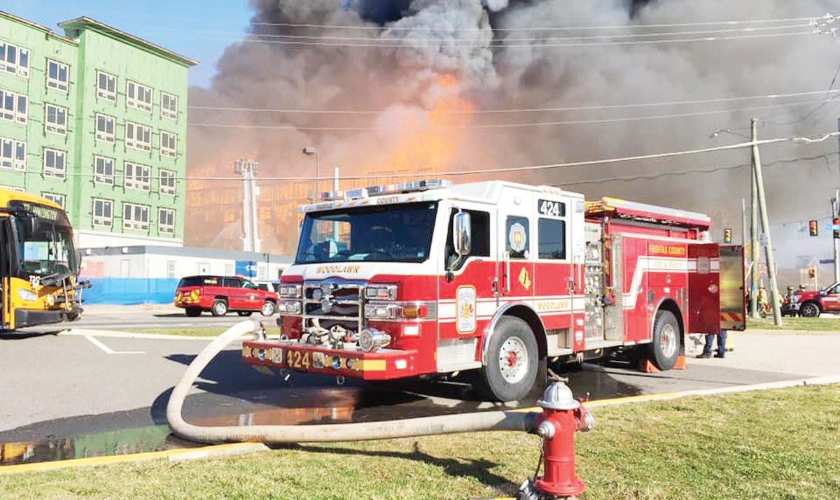 Incendio causa $48 millones en daños en VA