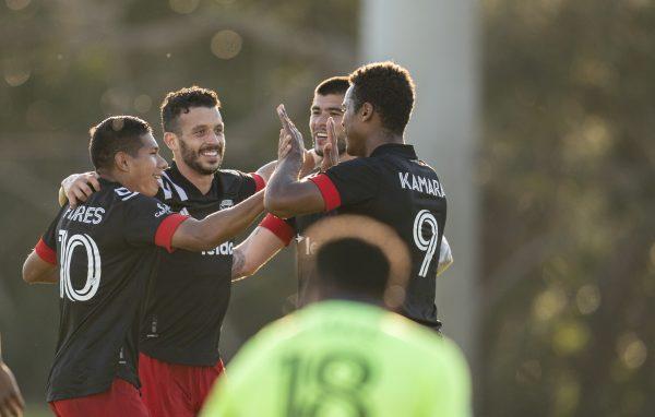 DC United voltea el partido al Inter Miami y gana 2-1 (D.C. United/Xavi Dussaq)