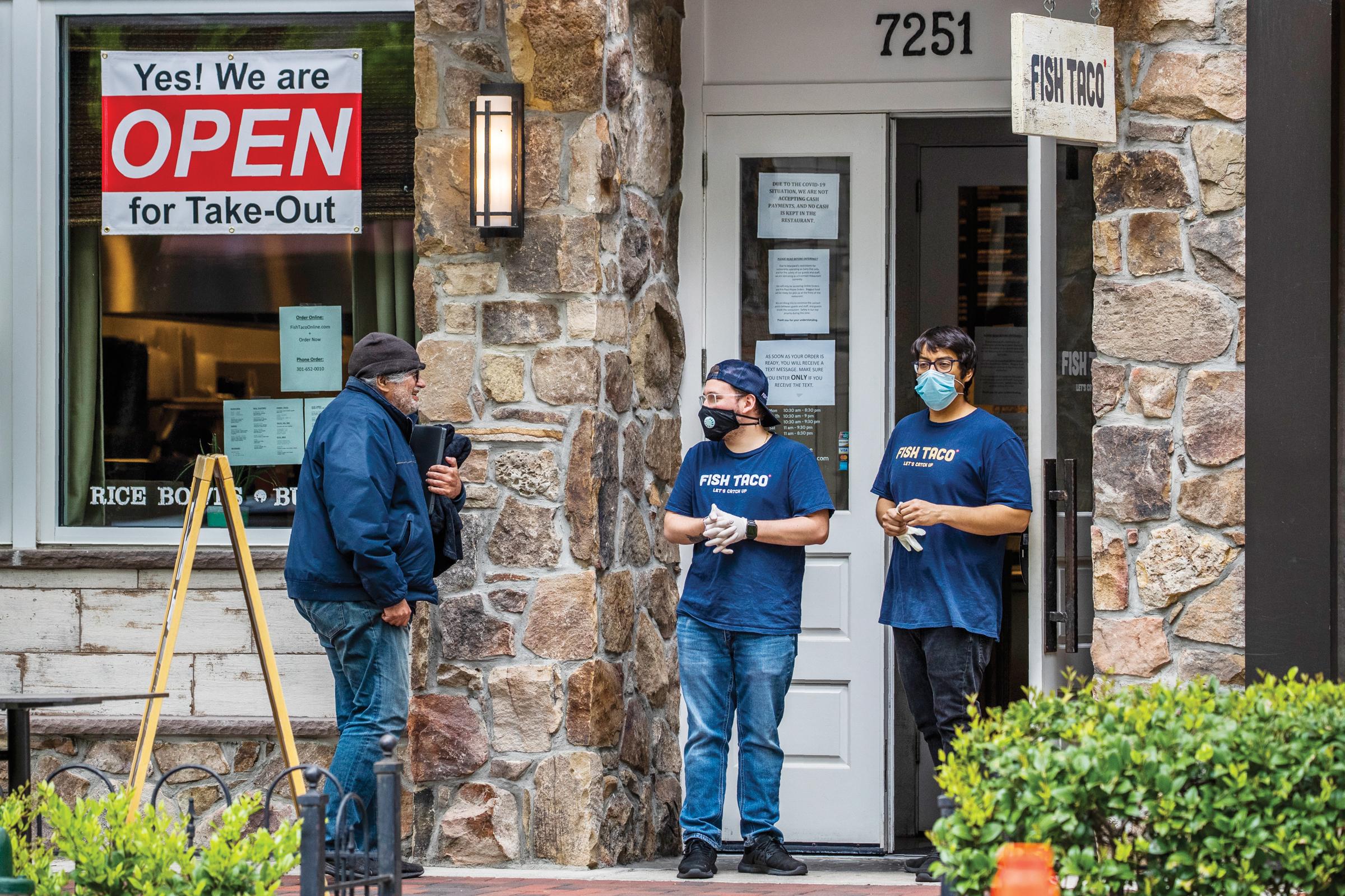 Maryland inicia su esperado plan de recuperación