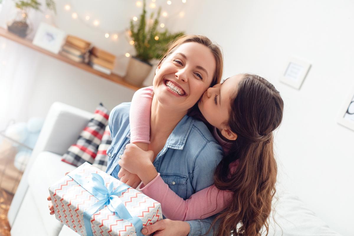 Un Dia de La madre diferente pero lleno de amor del bueno