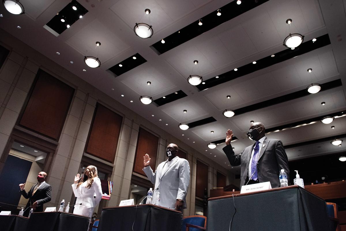 Congreso debate reformas contra excesos policiales