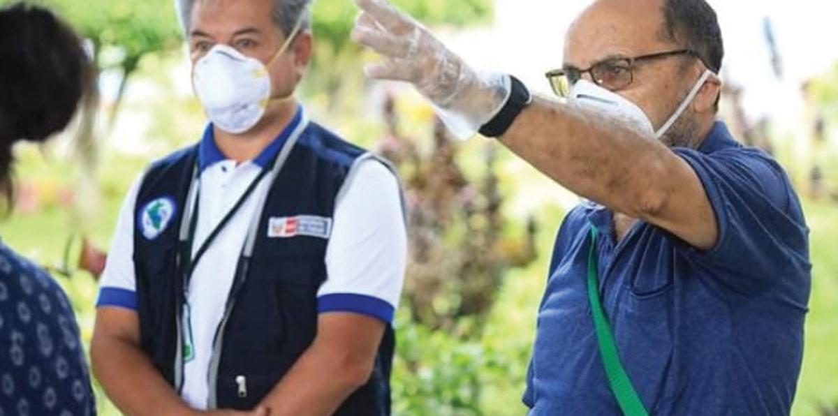 Cadenas de Solidaridad por afectados por coronavirus en la selva peruana