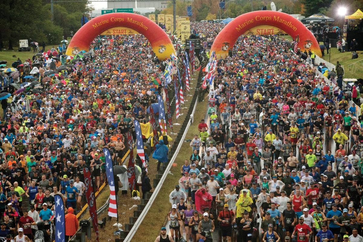 Maratón del Marine Corps será virtual este año