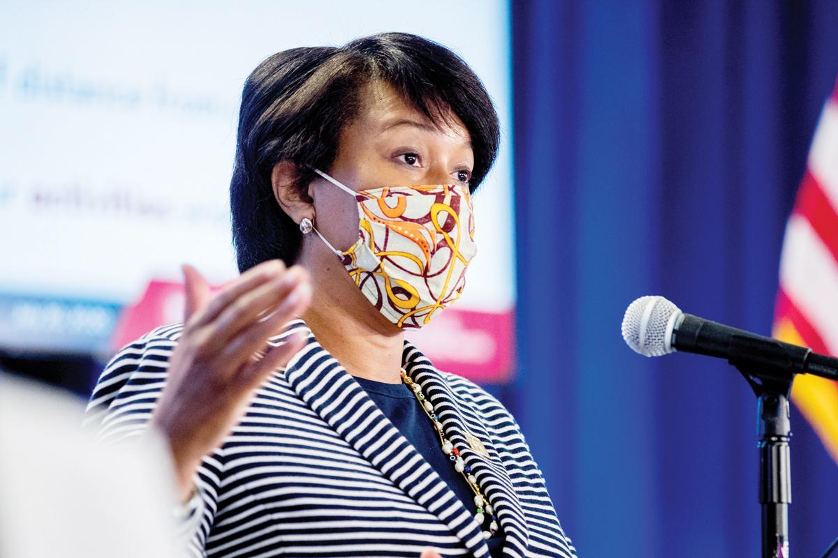 Bowser pide al Congreso más fondos para el coronavirus