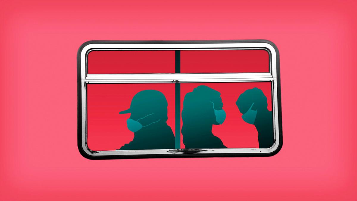 ¿Es seguro viajar en transporte público durante la pandemia?