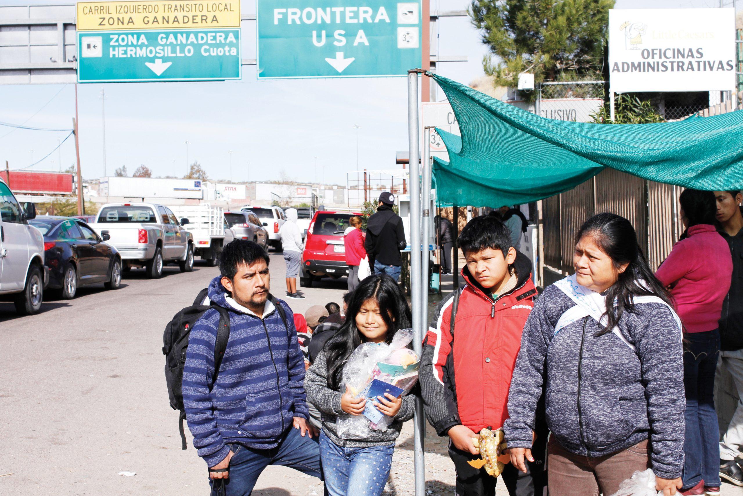 En marcha nuevo reglamento para solicitar asilo en EE.UU.