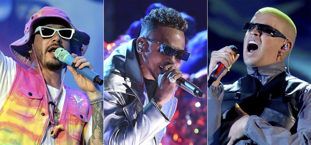 Lista de nominados a los Latin Grammy
