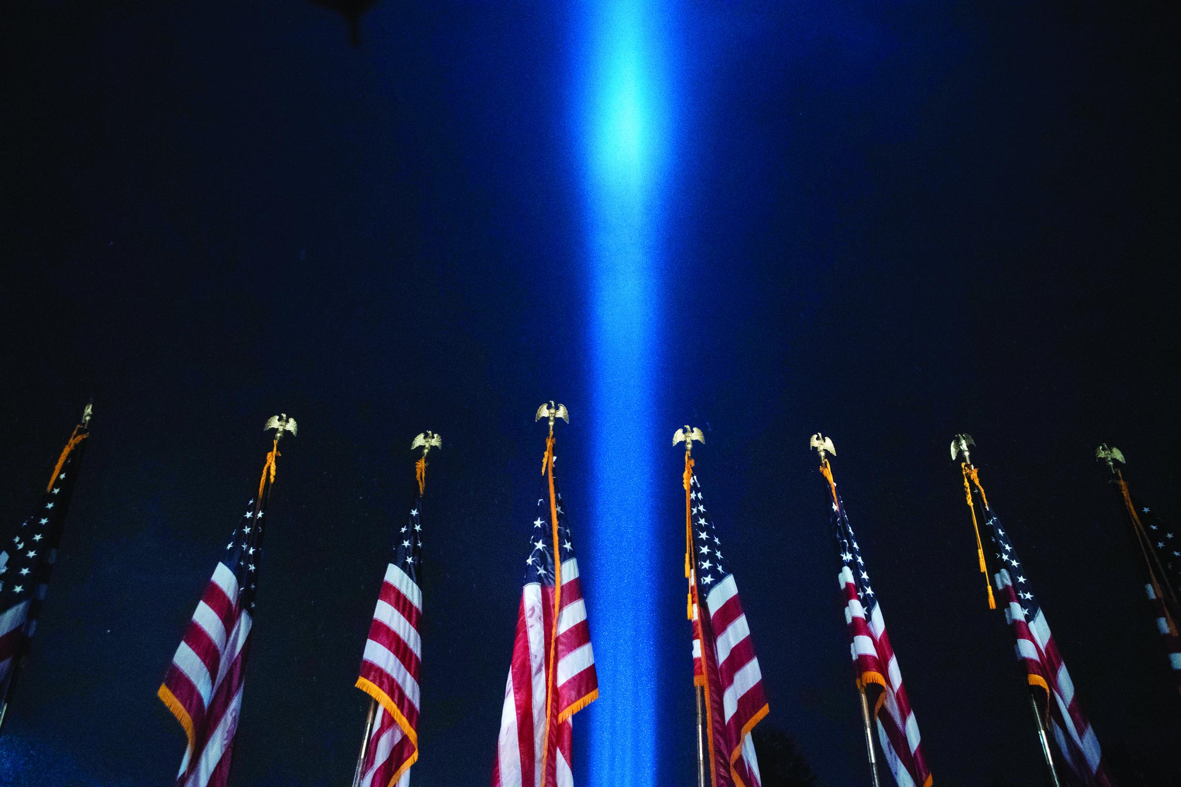 EE.UU: Conmemora el 11 de septiembre de manera virtual y presencial