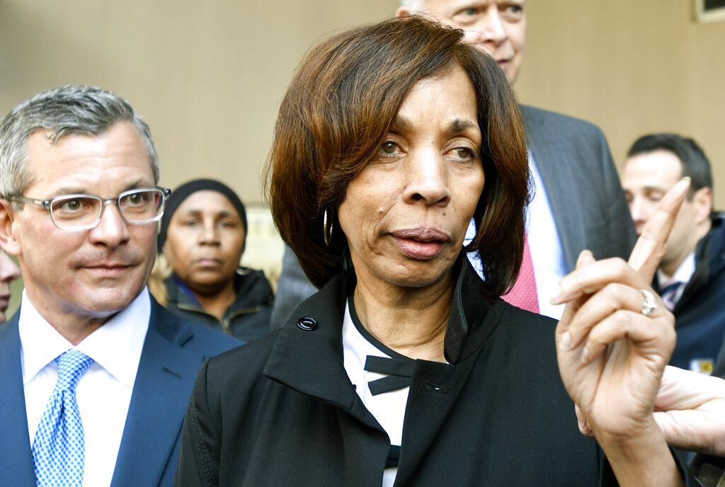 Ex alcalde de Baltimore sentenciada