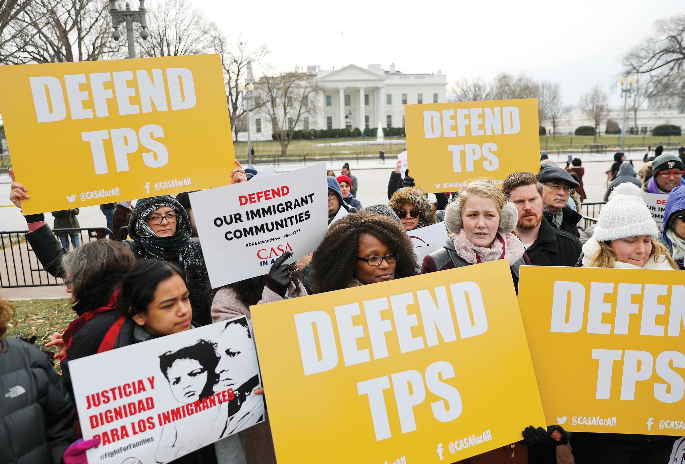 Tribunal: Trump puede poner fin a TPS para 4 países