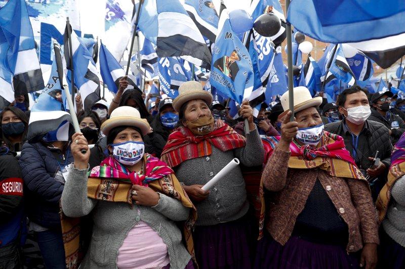 Lo más destacado rumbo a los comicios en Bolivia