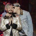 Balvin y Bad Bunny van por su gran noche en los Latin Grammy