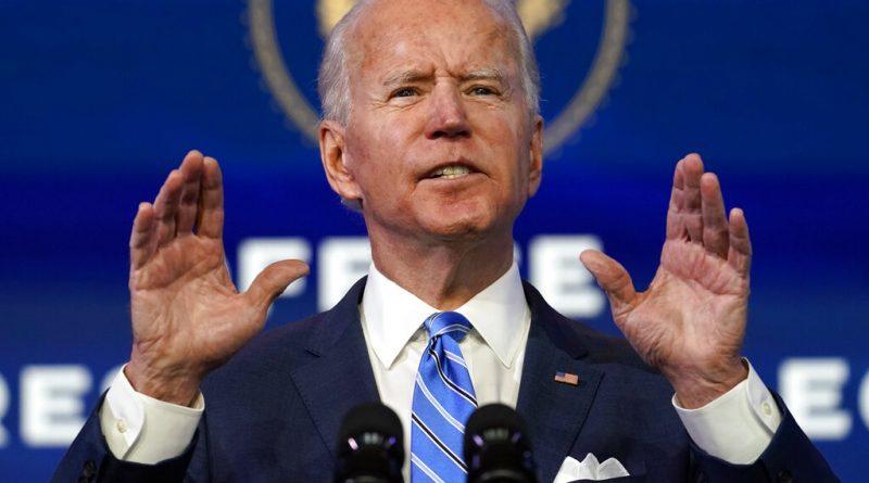 Biden anuncia cheques de $1,400 en ayuda por coronavirus