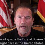 Arnold Schwarzenegger compara a la mafia del Capitolio de EE.UU. con los nazis