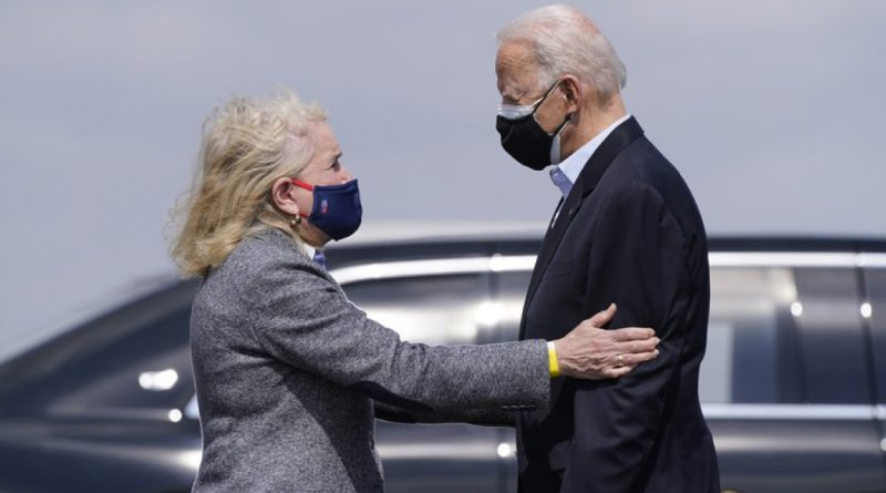 Las ambiciones de Biden chocan con la realidad del Senado