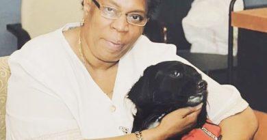 Alcaldesa de DC de luto  por muerte de su hermana