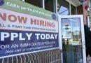 La economía de EEUU se fortalece: crea 379.000 empleos
