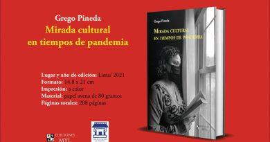 MIRADA CULTURAL EN TIEMPOS DE PANDEMIA