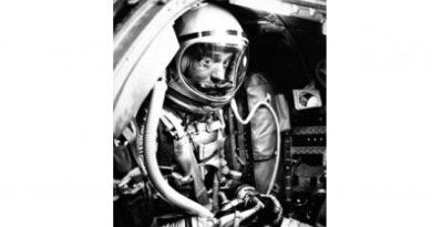 Se cumplen 60 años de 1er vuelo espacial de estadounidense