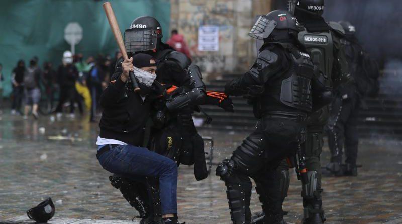 ¿Por qué protestan los colombianos?