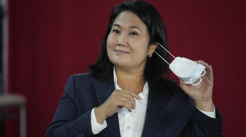 Perú: Castillo va al frente, Fujimori impugna miles de votos