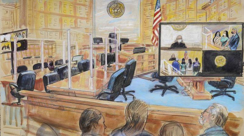 Esposa del capo de la droga 'El Chapo' se declara culpable de cargos en Estados Unidos