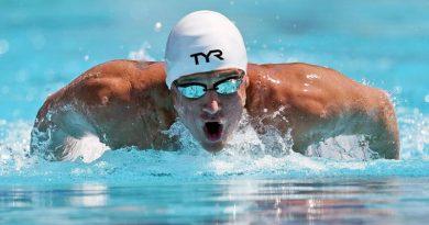 Lochte no avanza en 200 metros libres en los ensayos de EEUU