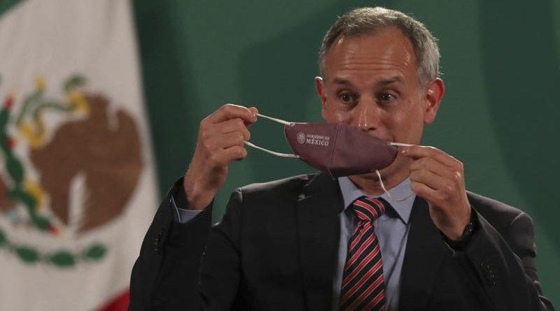 México recibe 1,35 millones de vacunas donadas por EEUU