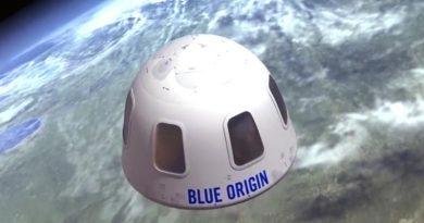 Joven de 18 años estará en 1er vuelo espacial de Blue Origin