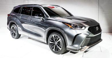 Toyota Highlander 2022 con nuevo look bronceado