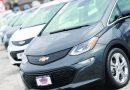 GM pide estacionar Bolts al aire libre por incendios