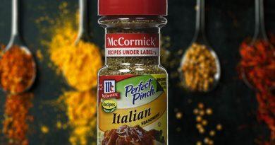 McCormick retira algunos condimentos por posible contaminación con Salmonella