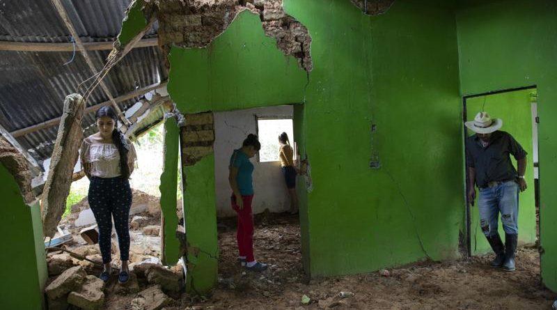 Ansiedad, dolor y pena por el cambio climático en Honduras