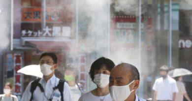 Tokio reporta un récord de 5.042 contagios en plenos Juegos