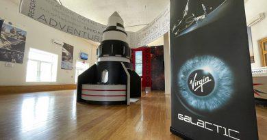 Prohíben viajes al espacio a Virgin Galactic