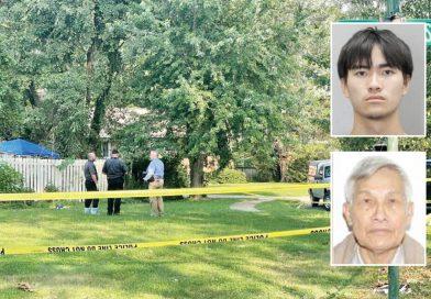 VIRGINIA: Mata a puñaladas y quema cuerpo de su padre